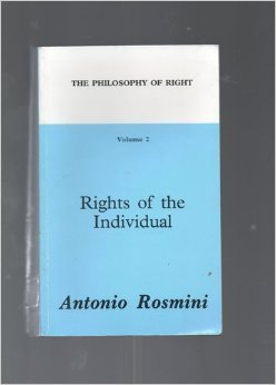 9780951321188: Rights of the Individual