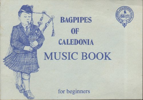 9780951323045: Bagpipe Music Book for Beginners