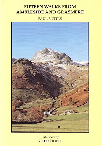 9780951371749: Fifteen Walks from Ambleside and Grasmere