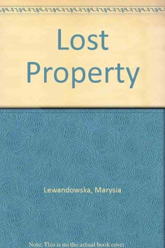 9780951393246: Lost Property