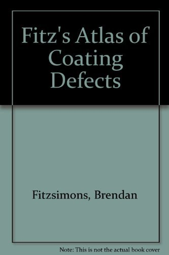 Fitz's Atlas of Coating Defects: Brendan Fitzsimons