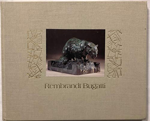 9780951406120: Rembrandt Bugatti: Felines and Figures