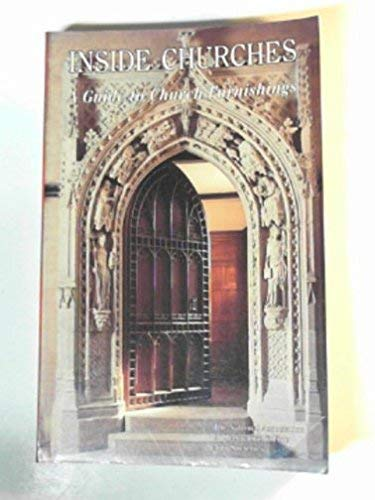 9780951406229: Inside Churches: A Guide to Church Furnishings
