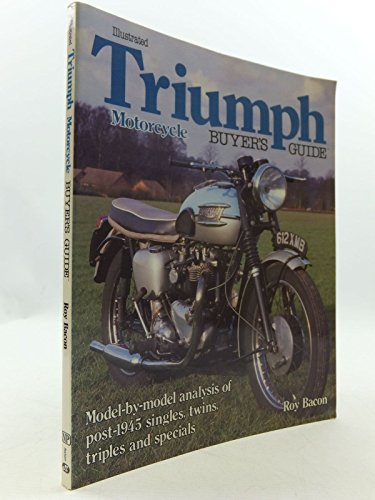 9780951420409: Illustrated Triumph Motorcycle Buyer's Guide