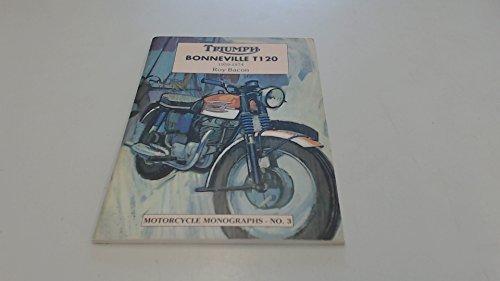 9780951420447: Triumph Bonneville T120, 1959-74 (Motorcycle Monographs)