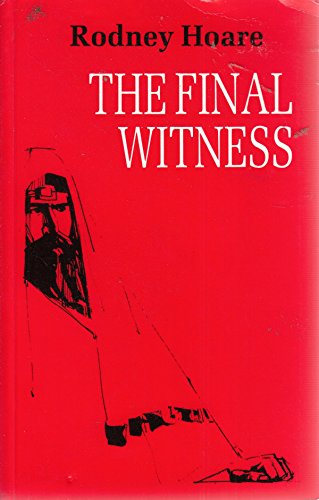 9780951420904: Final Witness: Evidence of Nicodemus