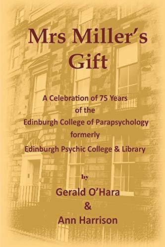 Mrs Millers Gift: Gerald O'Hara