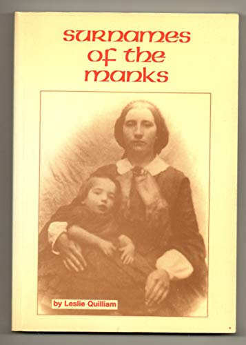 9780951453902: Surnames of the Manks