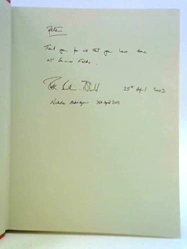 Time To Spare? A History of Summer: Nicholas Aldridge