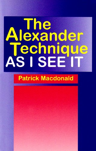 9780951507209: The Alexander Technique As I See It