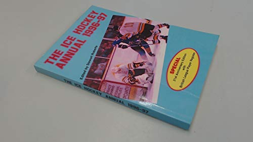 9780951508671: The Ice Hockey Annual 1996-97