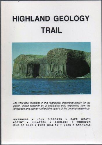 9780951586600: Highland Geology Trail