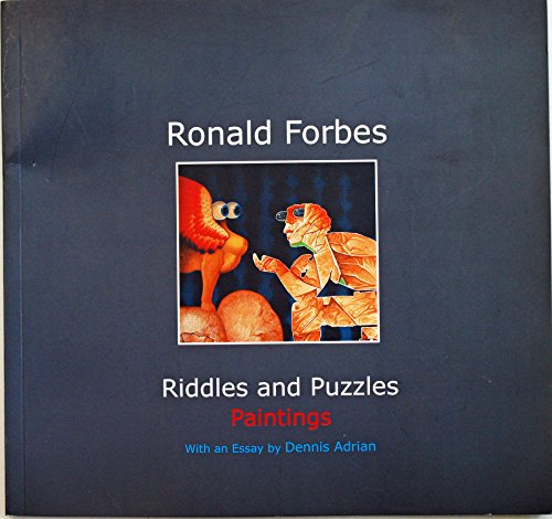 9780951598962: Ronald Forbes: Riddles and Puzzles - Paintings