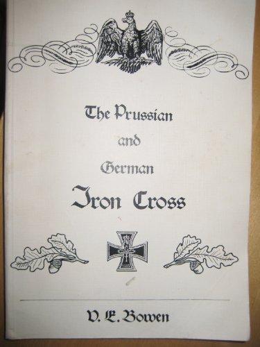 9780951599204: Prussian and German Iron Cross