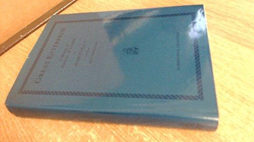 9780951611609: Great enterprise: A history of Harrisons & Crosfield