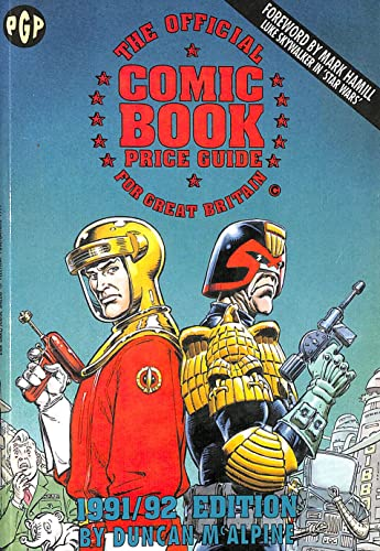 9780951620717: Official Comic Book Price Guide for Great Britain