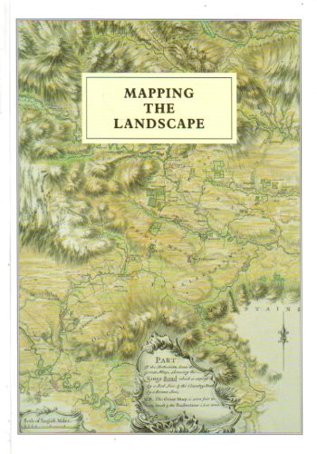 9780951621509: Mapping the Landscape: Essays on Art and Cartography