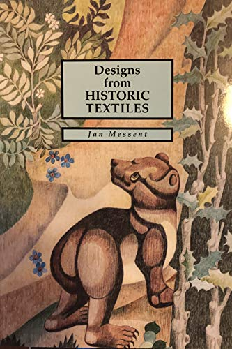 Designs from Historic Textiles (0951634844) by Jan Messent