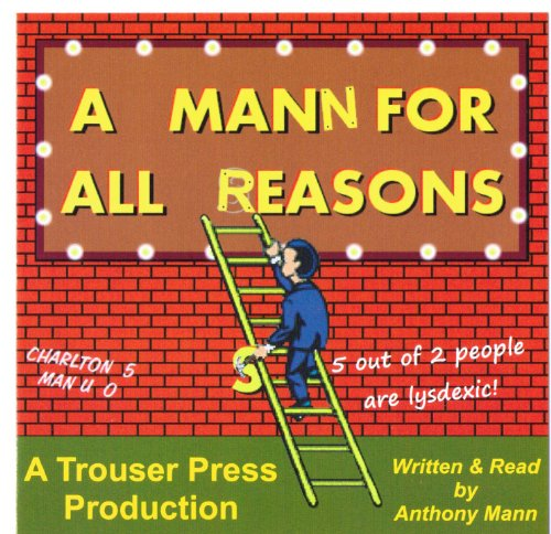 9780951650158: A Mann for All Reasons