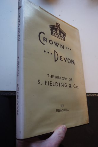 9780951652527: Crown Devon: History of S.Fielding & Co.