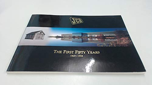 JCB: THE FIRST FIFTY YEARS, 1945-1995.: No author.