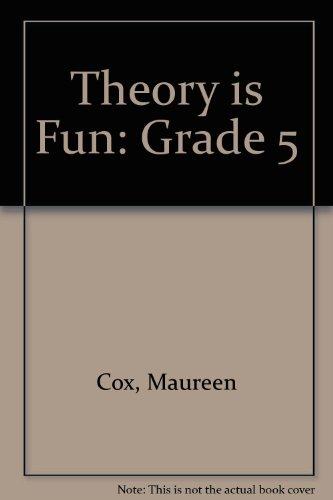9780951694046: Theory Is Fun: Grade 5