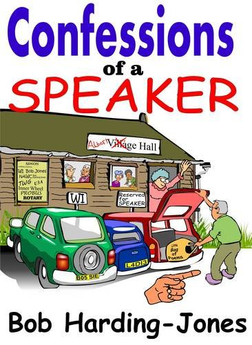 Confessions of a Speaker: Harding-Jones, Bob
