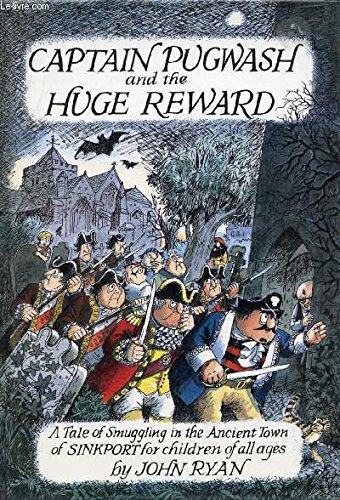 Captain Pugwash and the Huge Reward: Ryan, John