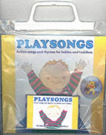 9780951711200: Playsongs: Action Songs and Rhymes for Babies and Toddlers