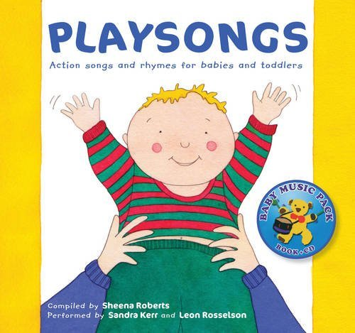 9780951711217: Playsongs: Action Songs and Rhymes for Babies and Toddlers