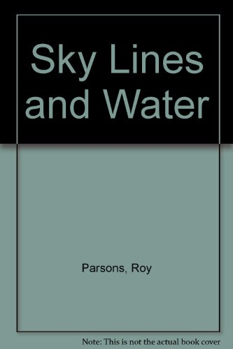 9780951741405: Sky Lines and Water