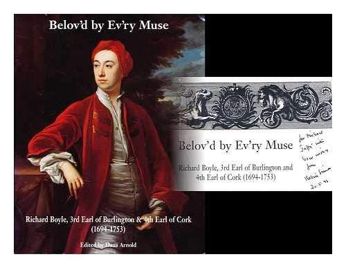Belov'd by ev'ry muse: Richard Boyle, 3rd: n/a
