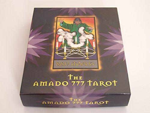 9780951752852: The Amado 777 Tarot