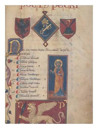 9780951754504: Medieval manuscripts