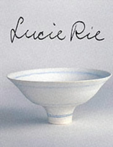 Stock image for Lucie Rie for sale by WorldofBooks