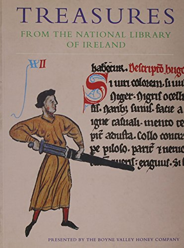 9780951782347: Treasures from the National Library of Ireland