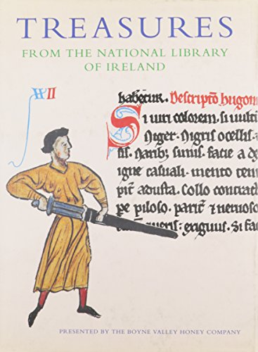 9780951782354: Treasures from the National Library of Ireland