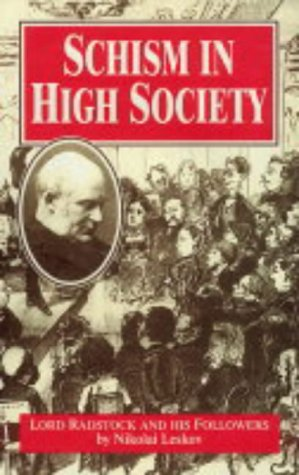 9780951785355: Schism in High Society