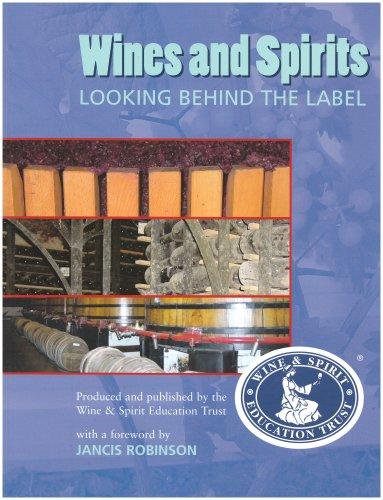 9780951793688: Wines & Spirits Looking Behind the Label