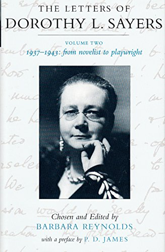 9780951800041: The Letters of Dorothy L. Sayers