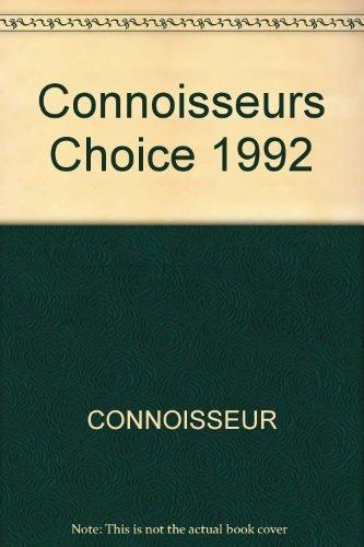 Connoisseurs Choice 1992: CONNOISSEUR