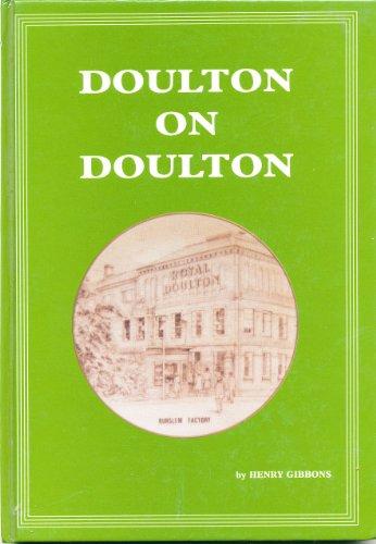 Doulton on Doulton A Dalton Dissertation: Gibbons Henry