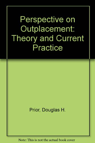 9780951836903: Perspective on Outplacement: Theory and Current Practice