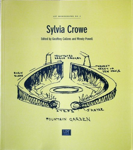 Sylvia Crowe (LDT Monographs): Powell, Wendy, Collens,
