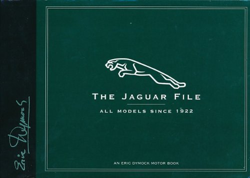 9780951875094: Jaguar File: All Models Since 1922