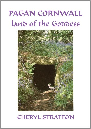 9780951885925: Pagan Cornwall: Land of the Goddess