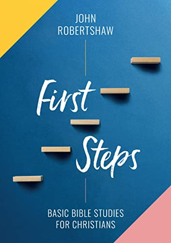 9780951890752: First Steps: Basic Bible Studies for Christians