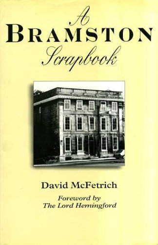 9780951892503: Bramston Scrapbook: Seventy-five Years in the Life of a Public School Boarding House