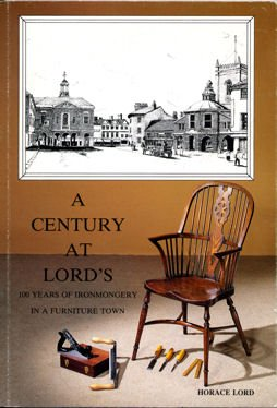 A century at Lord's: 100 years of: Horace Lord