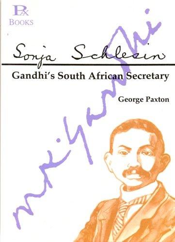 9780951902219: Sonja Schlesin: Gandhi's South African Secretary